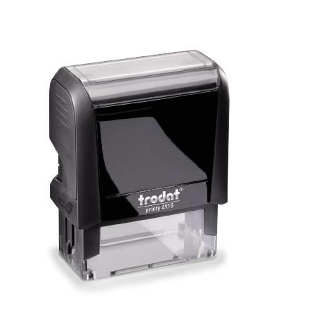 Printy 4915<BR>Self-Inking Stamp<BR><font color=red>Sample Impression