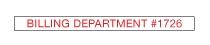 FLASH_55 - Flash Stamp<BR><font color=red>Sample Impression