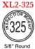 FLASH_325 - Flash Stamp<BR><font color=red>Sample Impression
